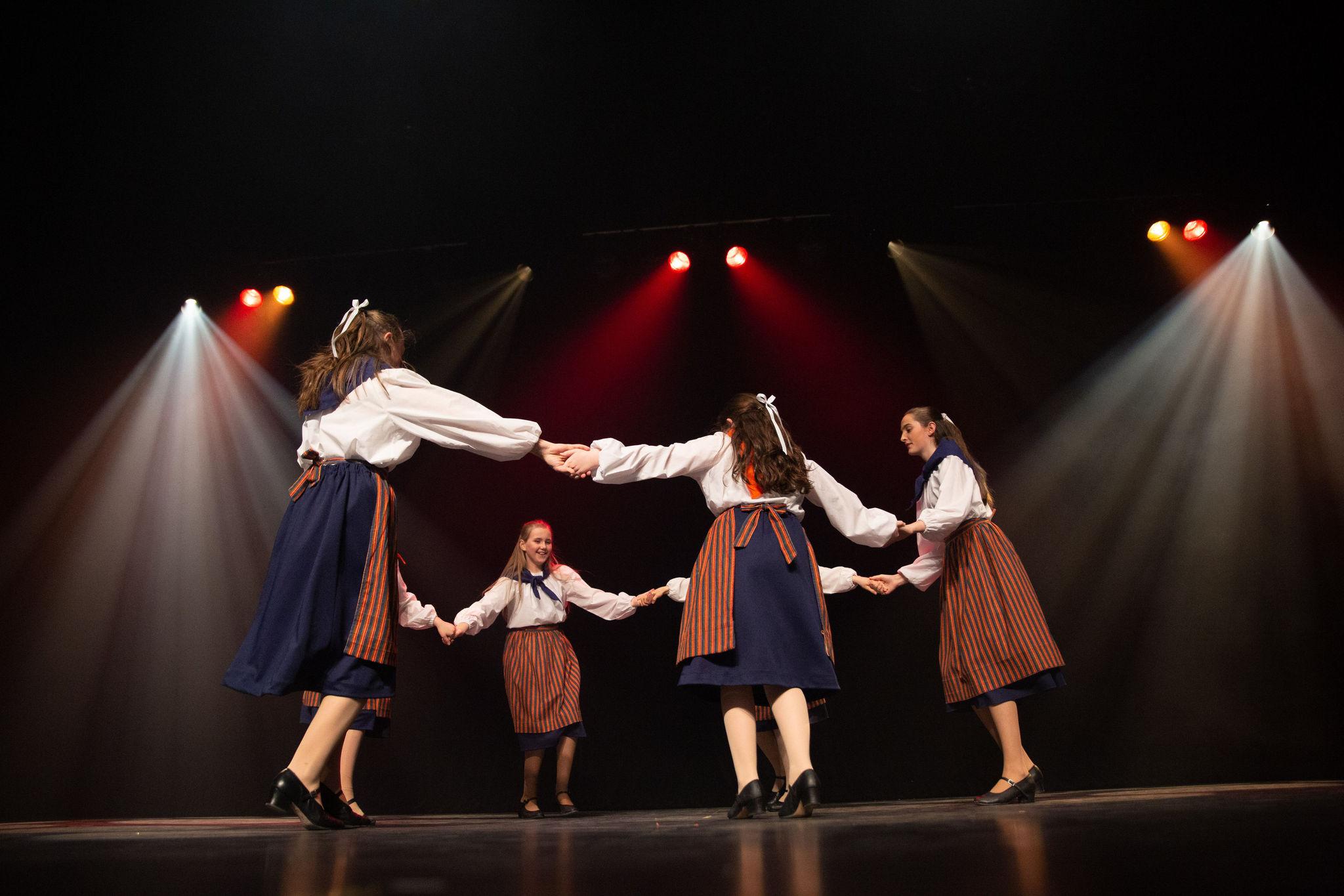 Manigance école de danse groupe Sénior