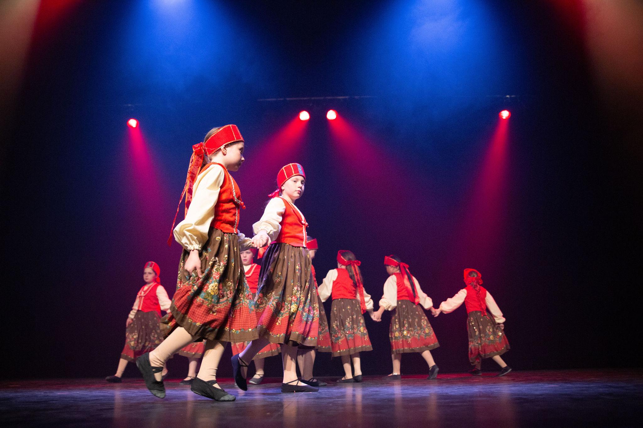 Manigance école de danse groupe Novice