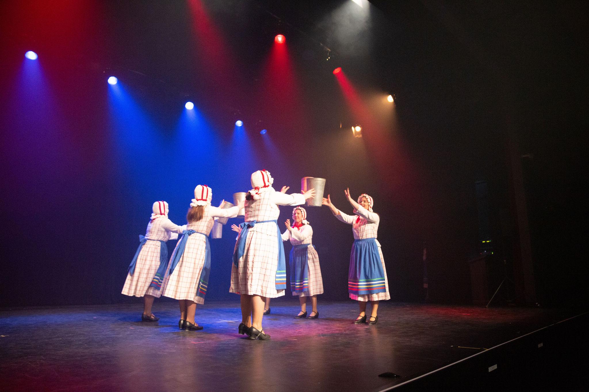 troupe Manigance costume Beauce